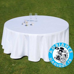 TABLE RONDE Ø 152CM